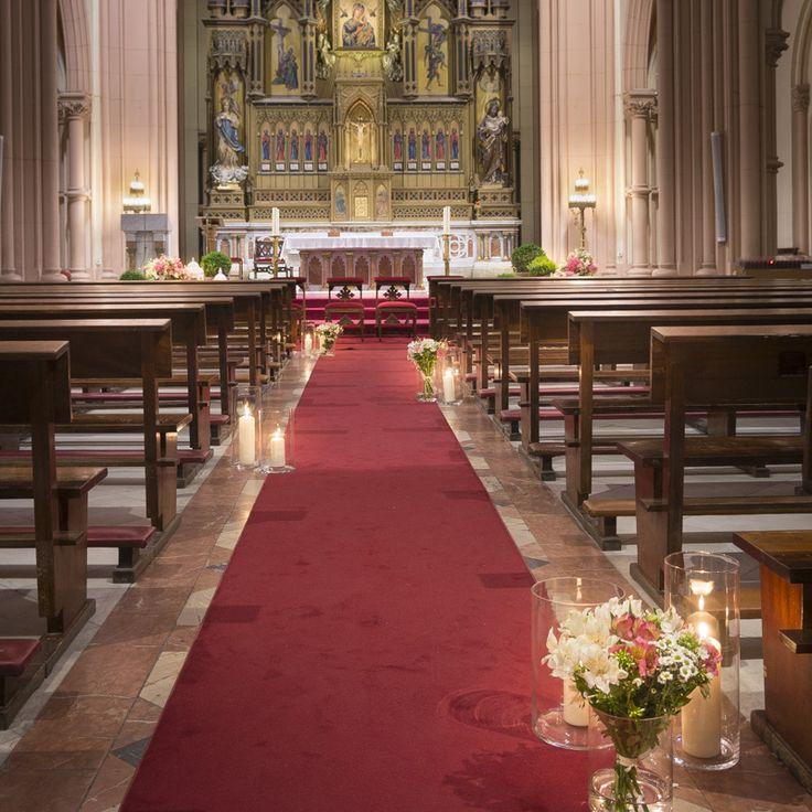 iglesia pasillo