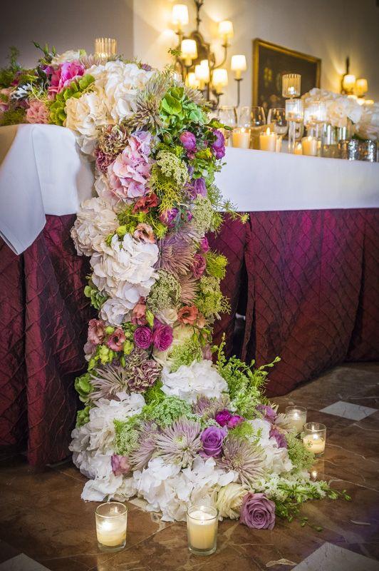 Una boda en baiona for Decoracion invierno