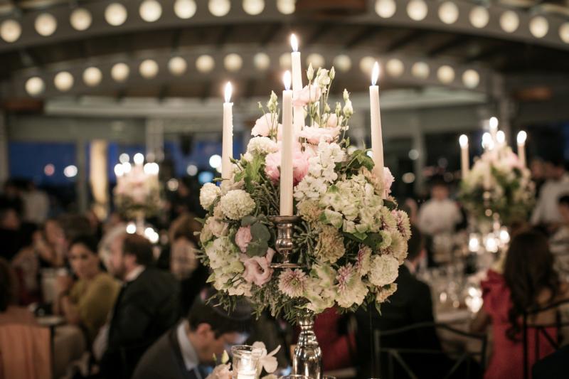 flores boda judía